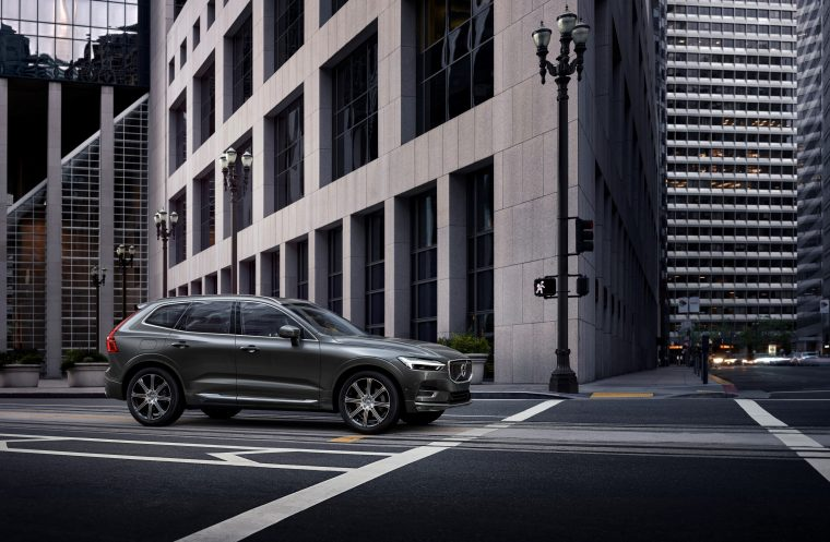 2018 Volvo Xc60 Overview The News Wheel