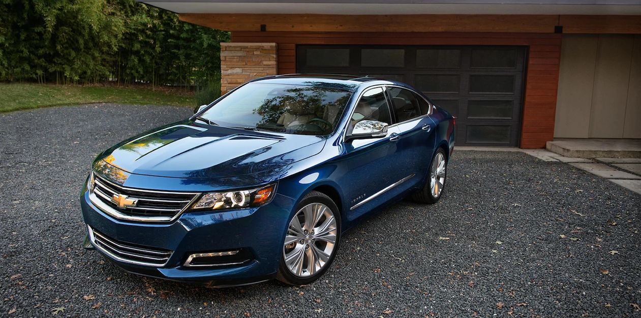 2018 Chevrolet Impala Overview The News Wheel