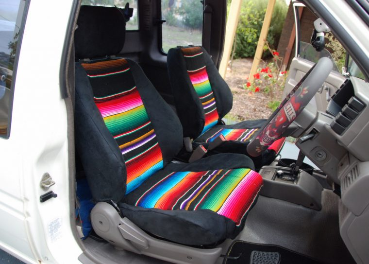 Flashy Seat Covers