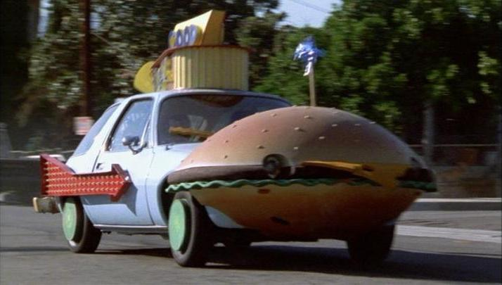Celebrate The Anniversary Of Good Burger By Looking At Some Of The Best Burger Vehicles The
