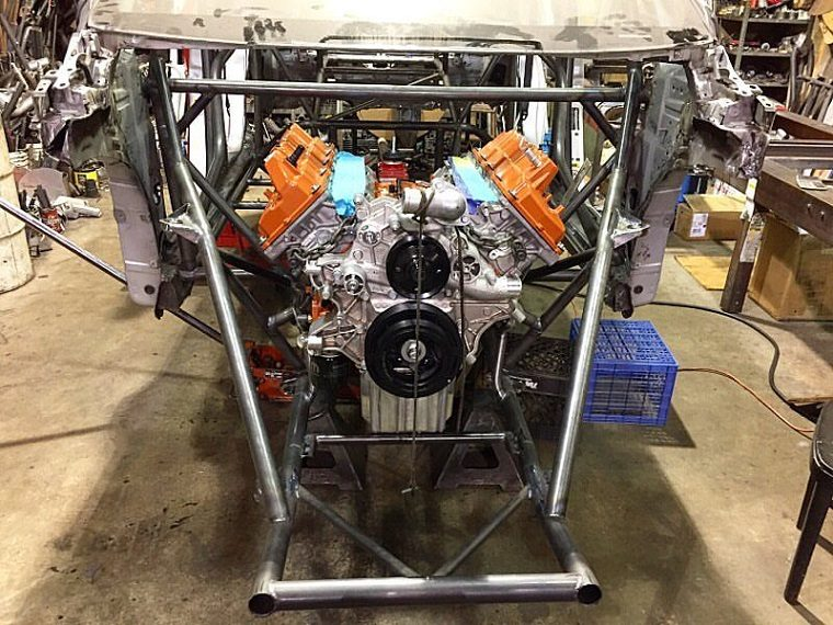 Hellcat Powered Prius