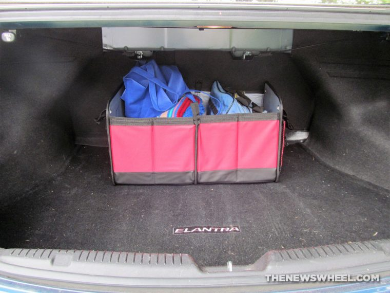 MECO Car Trunk Organizer Collapsible Auto Storage Box Review accessory