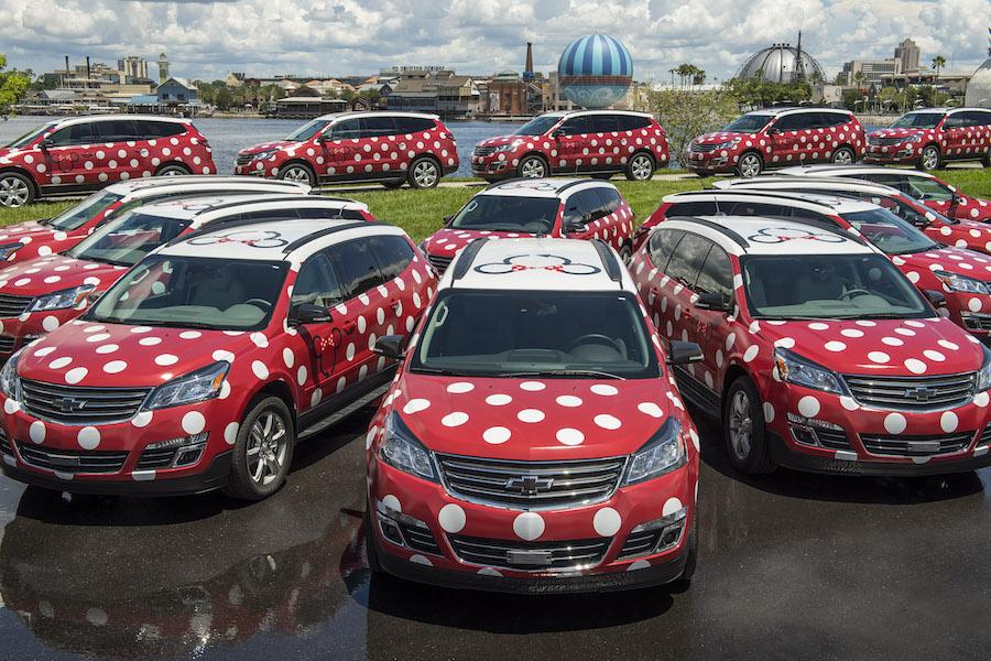 Honda Unveils Custom Quot Minnie Van Quot At Disney S D23 Expo