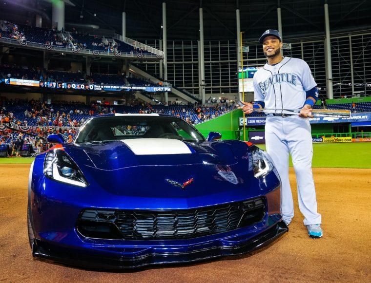 Robinson Cano wins 2017 All-Star Game MVP Corvette Grand Sport