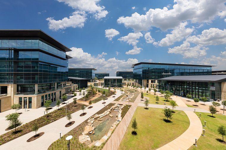 Toyota Plano Headquarters Grand Opening