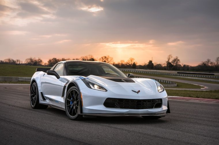 2018 Corvette Grand Sport >> 2018 Chevrolet Corvette Grand Sport Overview The News Wheel