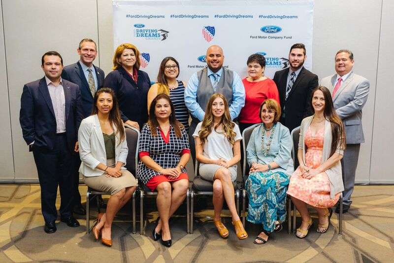 Ford Fund Announces Winners Of 2017 Ford Driving Dreams