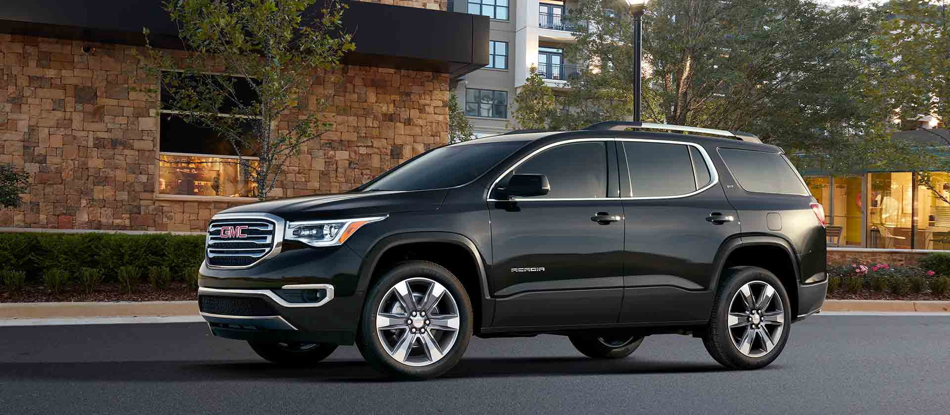 The 2019 GMC Acadia Will Offer a Handful of Changes - The ...