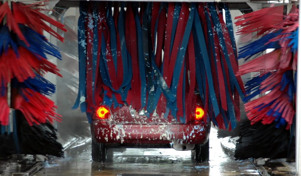 Traditional Car Wash