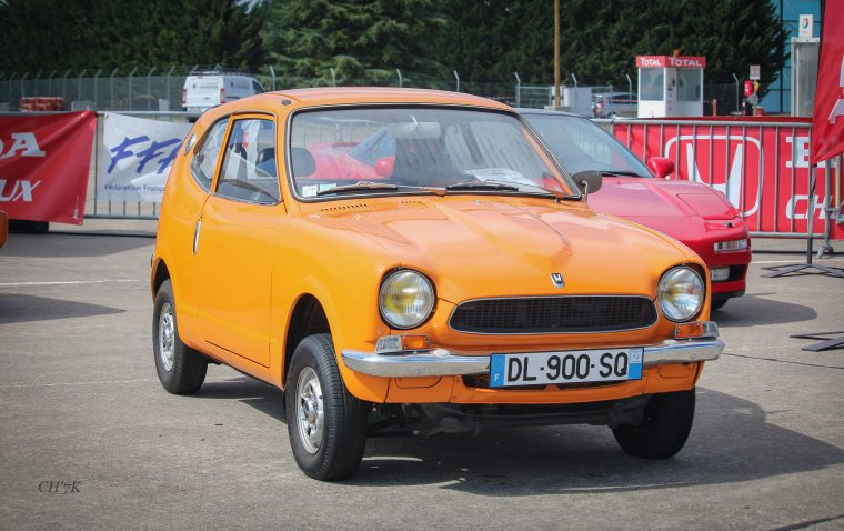1970 Honda Z600