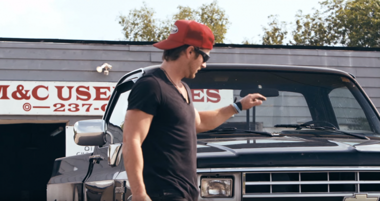1985 Chevrolet K-10 Kip Moore Beer Money