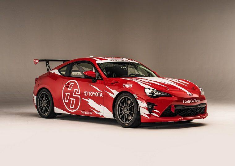 2017 Toyota Racing Motorsport GmbH Cup