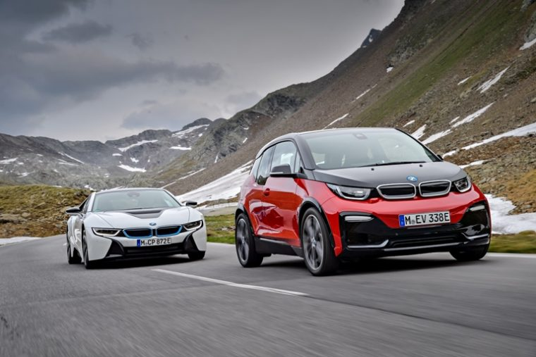 Future For The Bmw I3 And I8 Unclear As Bmw Introduces New Electric