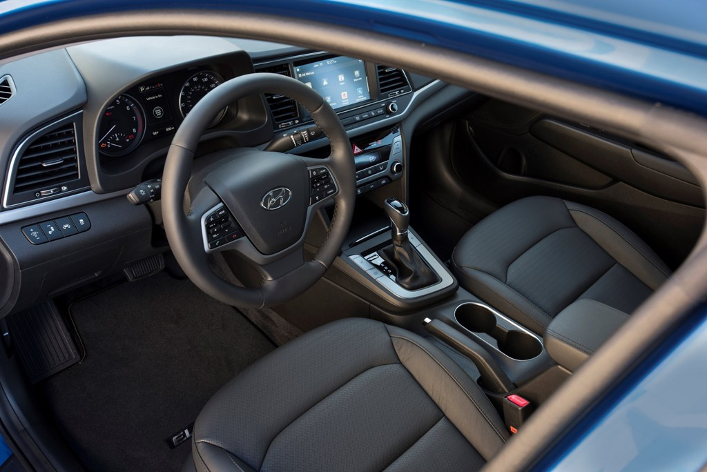 2018 Hyundai Elantra Overview The News Wheel