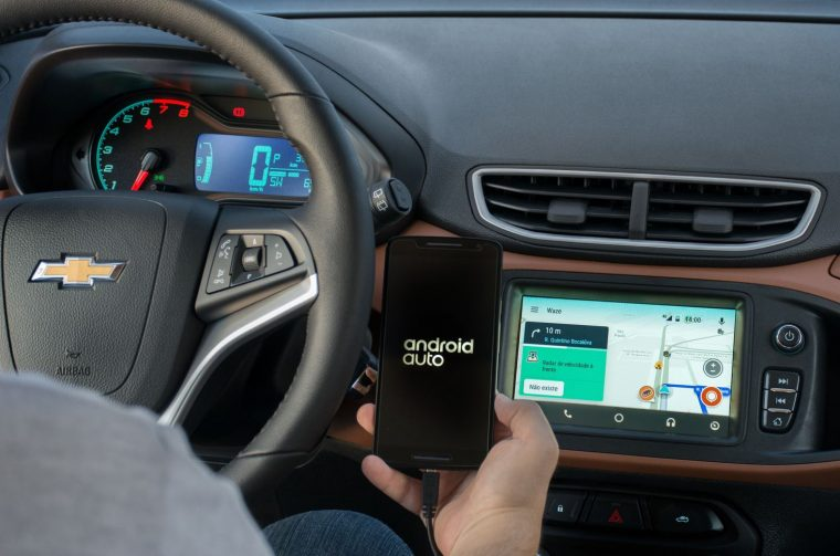 Waze Available on Android Auto in Argentina, Brazil in Chevrolet