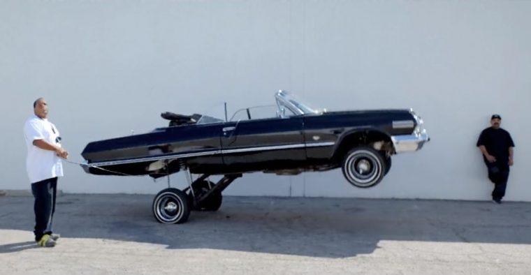 Drake Energy 1963 Black Chevrolet Impala Convertible
