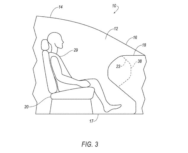 Ford Patent Application for Removable Steering Wheel