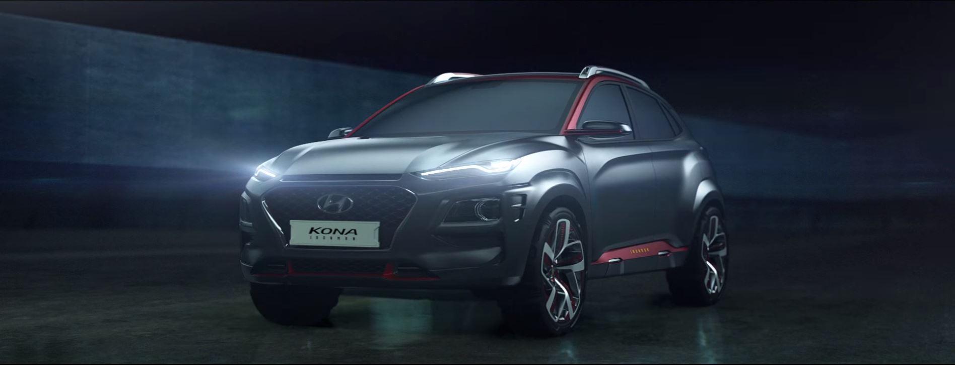 Hyundai Combines Marvel's Iron Man with New Kona Crossover ...
