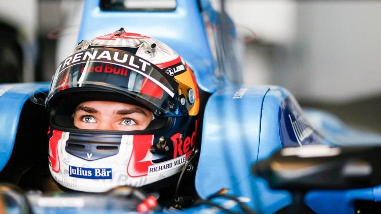 Pierre Gasly in Formula E