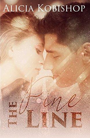 The Fine LIne Alicia Kobishop romance novel car mechanic street racing