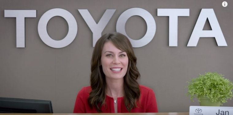 Jan From Toyota Commercials >> [VIDEO] Toyota Jan Talks Up ToyotaCare - The News Wheel