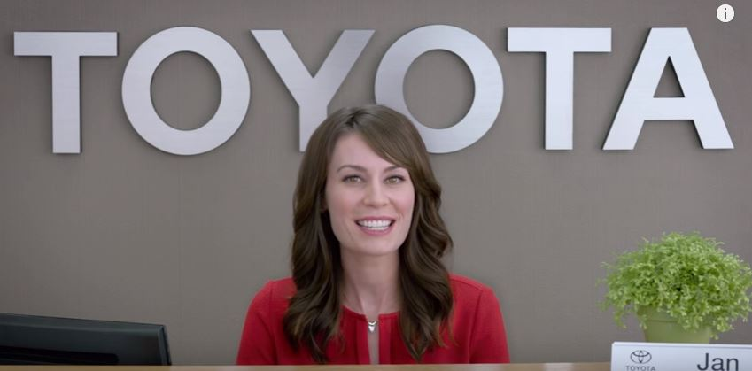 Video Toyota Jan Talks Up Toyotacare The News Wheel