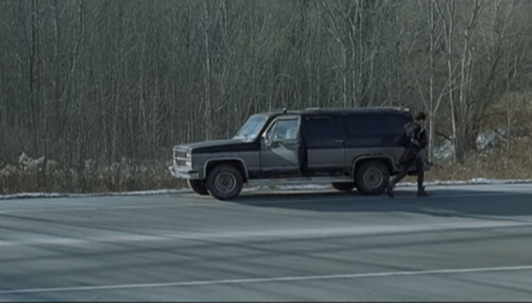 Taylor Swift Back to December 1988 Chevrolet Suburban
