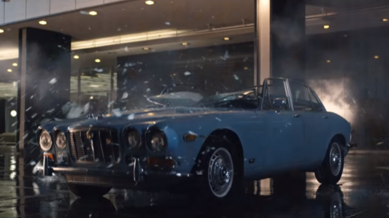 Taylor Swift Bad Blood Jaguar XJ6 Series I