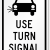 Use Turn Signal