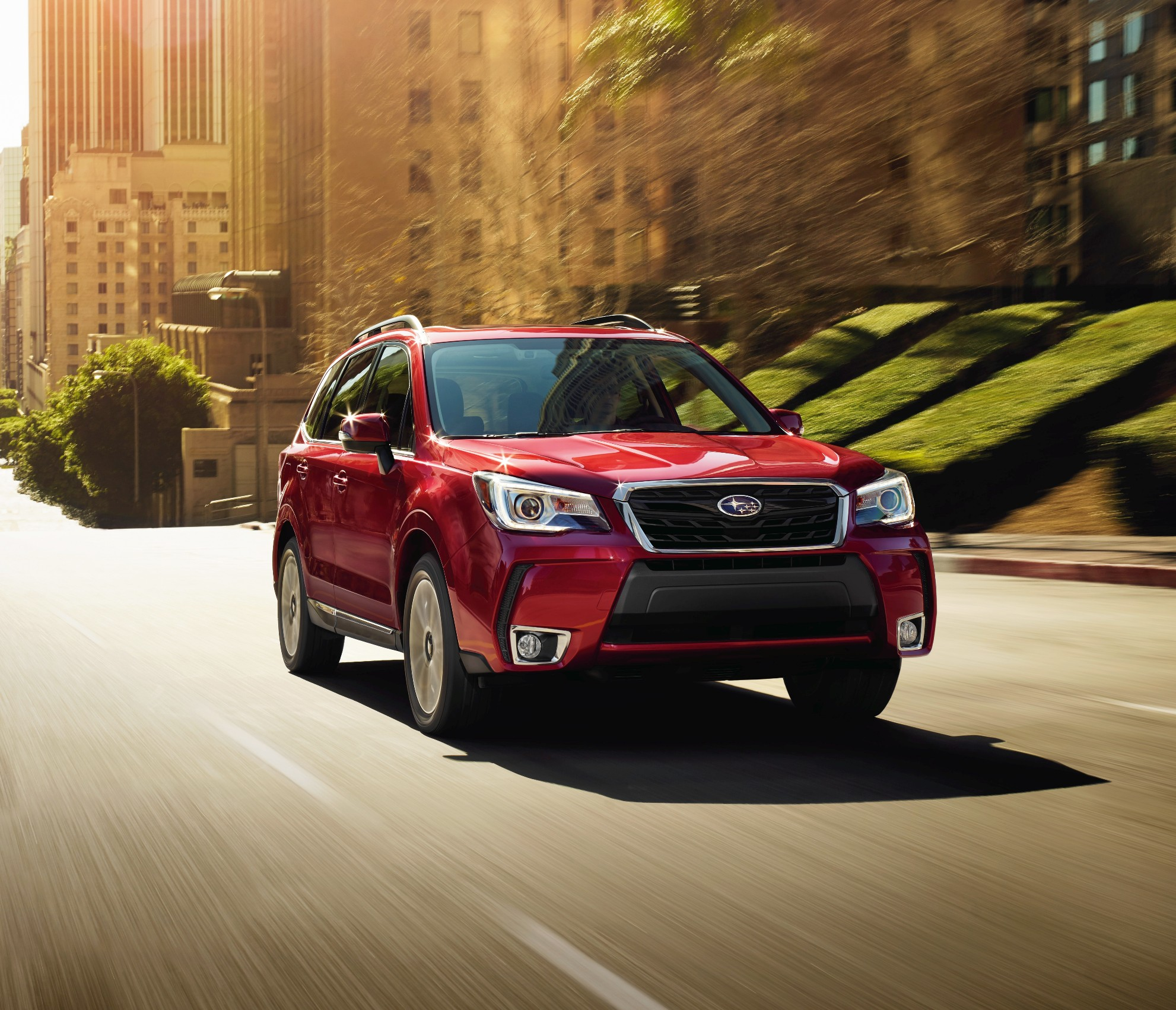 2018 Subaru Forester Overview - The News Wheel
