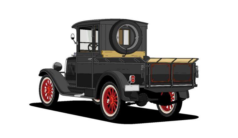 1929 International Series LD