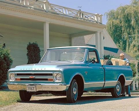 1967 Chevy C10 Fleetside