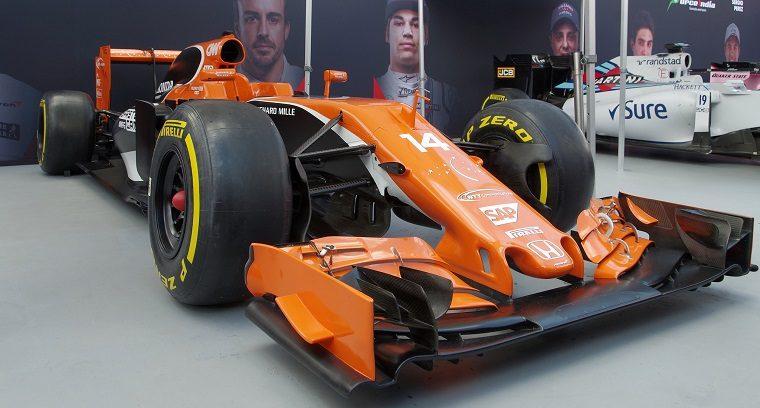 2016 McLaren MP4-31