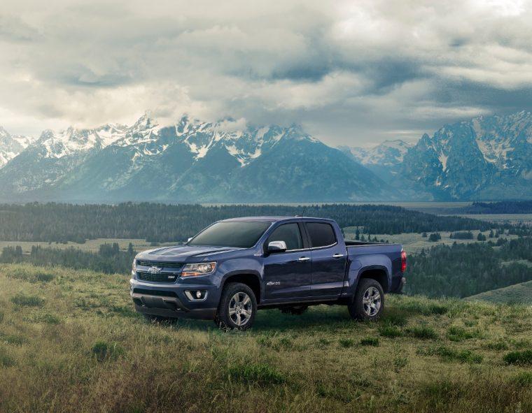 2018 Chevrolet Centennial Edition Colorado