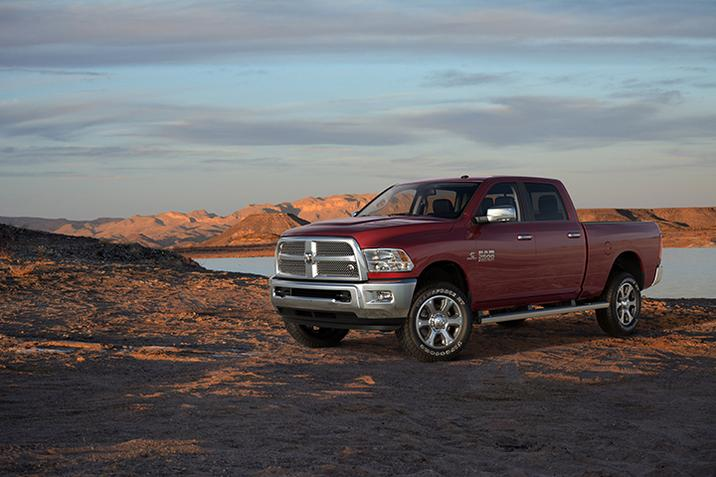 2018 Ram 2500 Heavy Duty Lonestar Silver