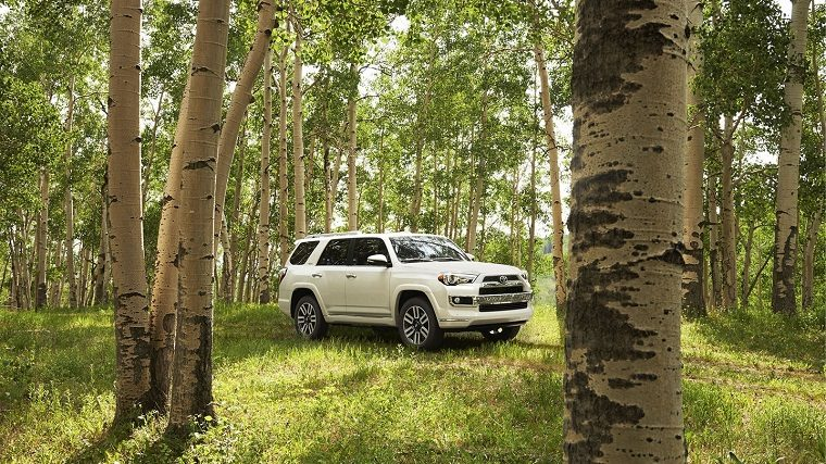 The 4Runner was a top performer in Toyota August 2018 sales