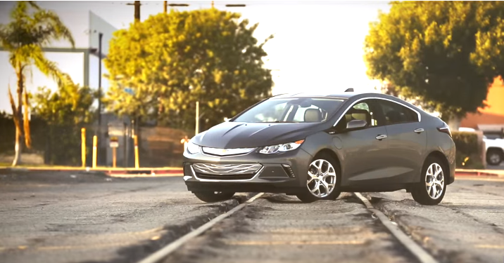 2017 Volt The Chevy Also Helped Push Gm To Its Tax Incentive Threshold