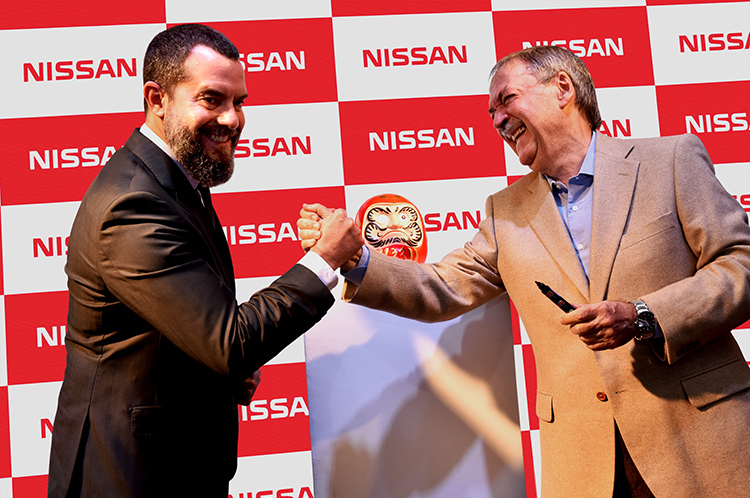 Nissan Argentina Opening