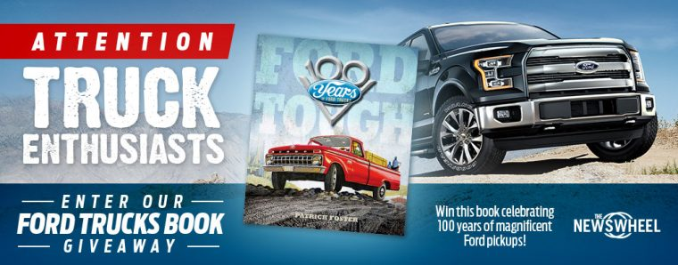 Ford Truck Enthusiasts >> Truck Enthusiasts Enter Our Book Giveaway Win A Copy Of 100 Years