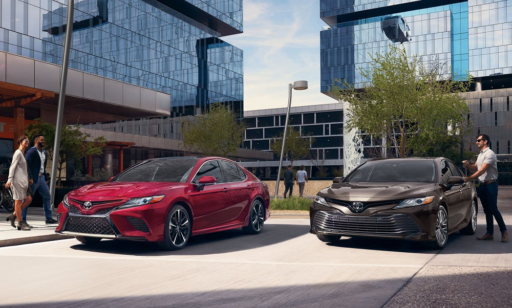 Toyota Camry Commercial Song >> Toyota Camry Tv Cameos The News Wheel