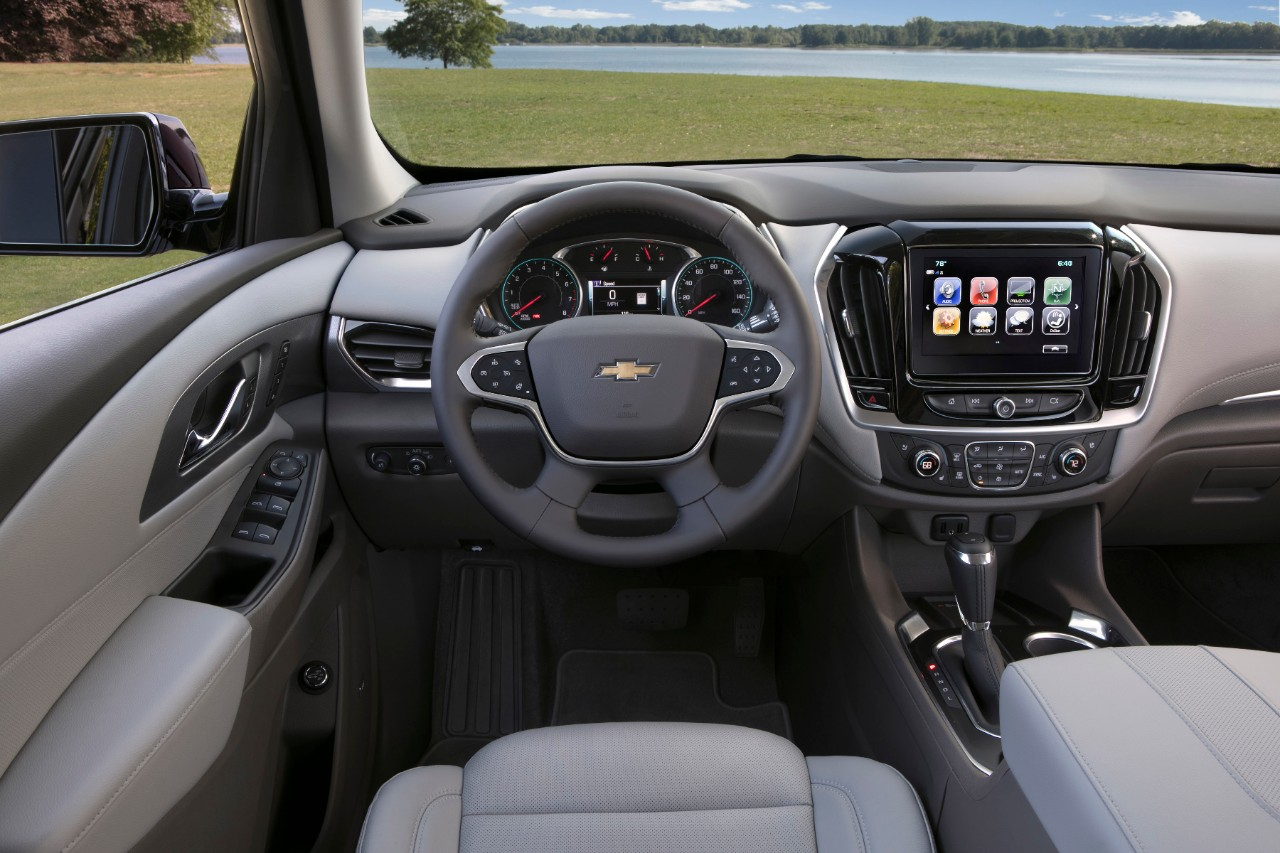 2019 Chevrolet Traverse Overview The News Wheel