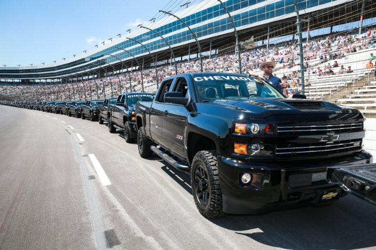 Chevrolet Truck Legends exclusive access