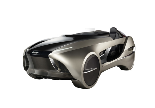 Mitsubishi Electric EMIRAI 4 Concept Car