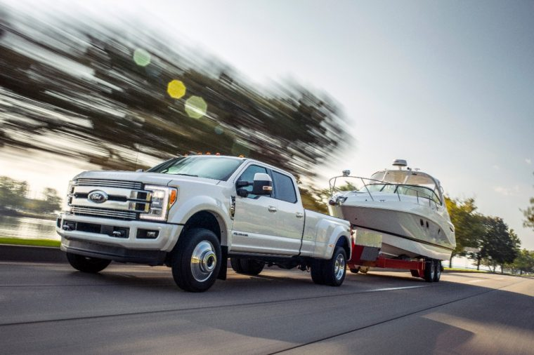2018 Ford Super Duty Limited 4x4