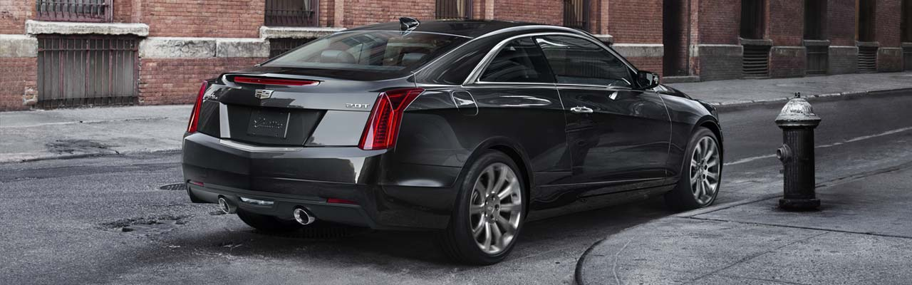 2018 Cadillac Ats >> 2018 Cadillac ATS Coupe Overview - The News Wheel
