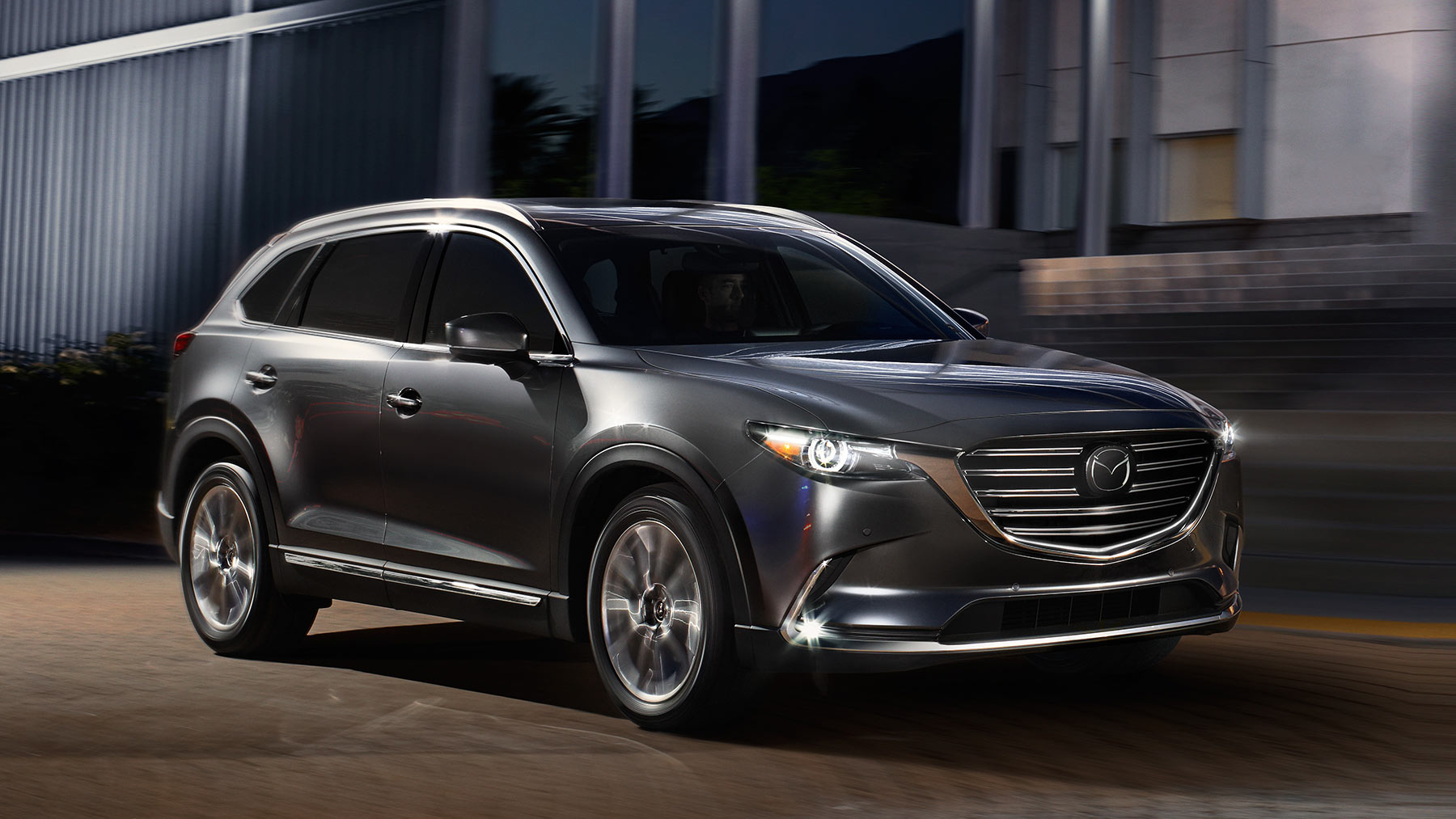 2018 Mazda CX-9 Overview - The News Wheel