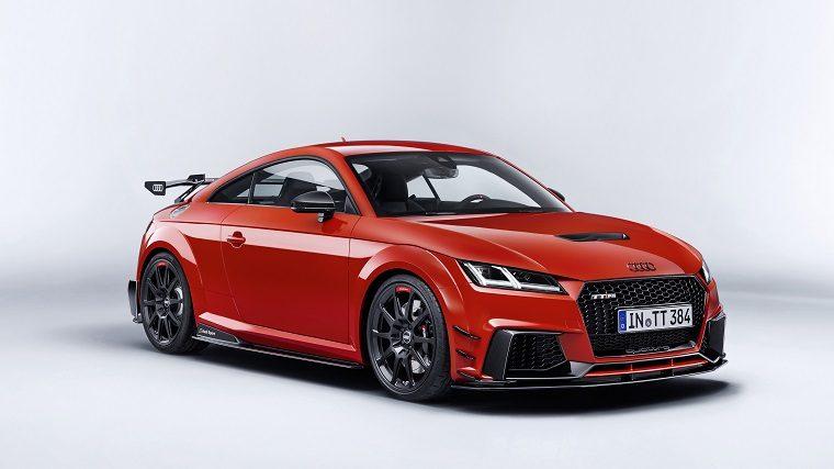 Audi TT Clubsport concept at 2017 SEMA