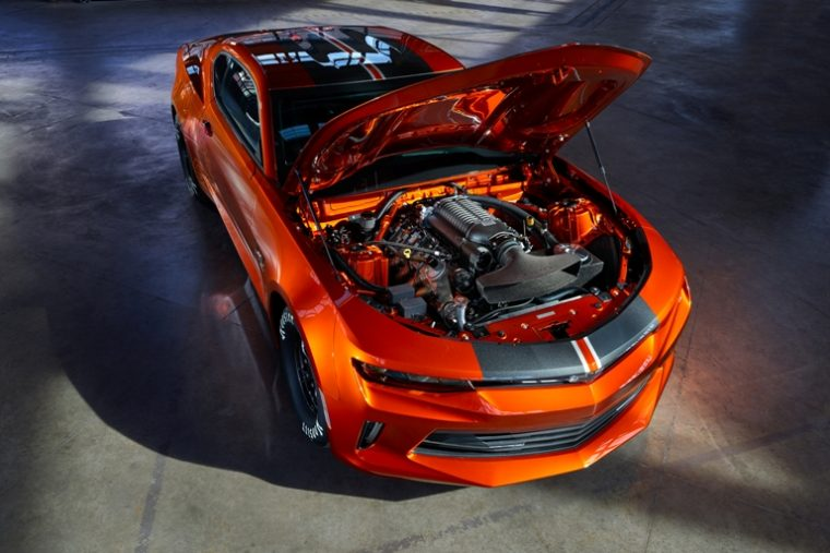 Chevrolet Offers The 2018 Copo Camaro With Its Hot Wheels