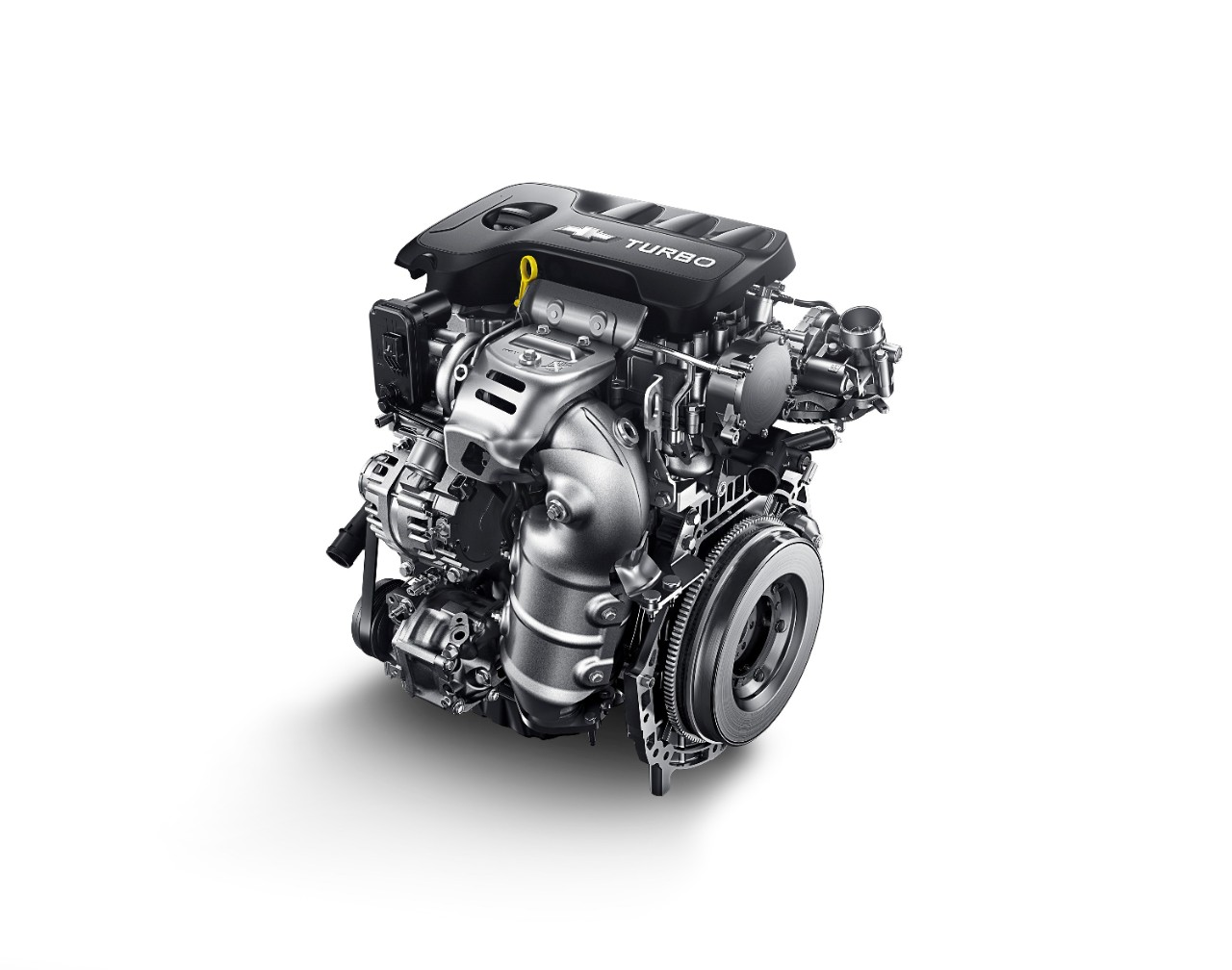 General Motors China Reveals New ECOTEC 1.0T and 1.3T Engines - The News Wheel