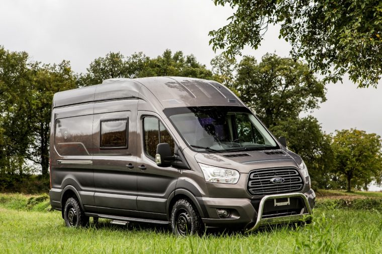 Ford Rv Van >> Ford Transit Van Based Randger 560 Motorhome More Capable
